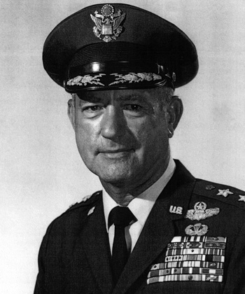 Major General Franklin A. nichols