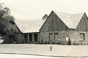 Wewoka Community Center - 1937